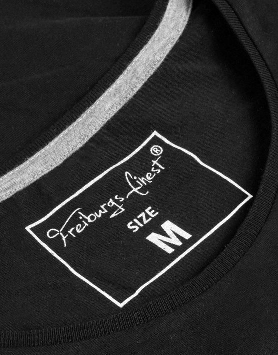 Freiburg Münster T-Shirt Schwarz