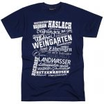 Freiburg T-Shirt Navy
