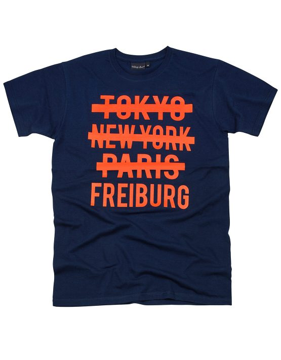 Freiburg T-Shirt Navy