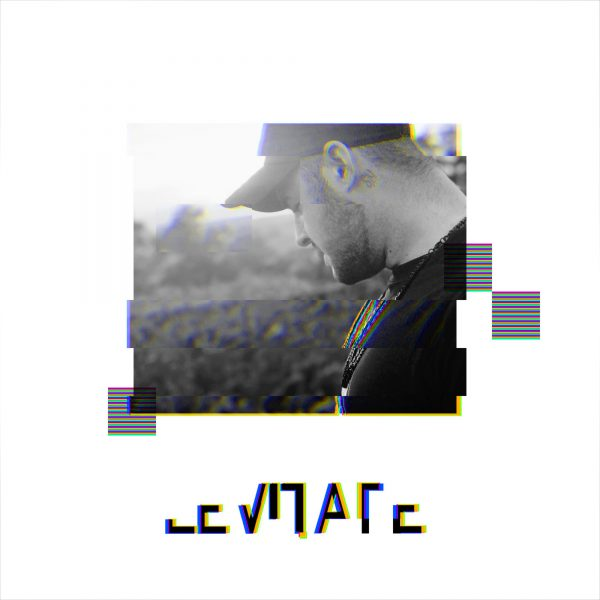 IVEL - LEVITATE Cover