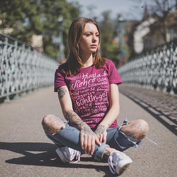 Freiburg Damen T-Shirt