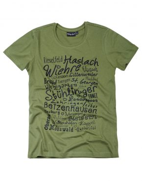 Freiburg T-Shirt Grün