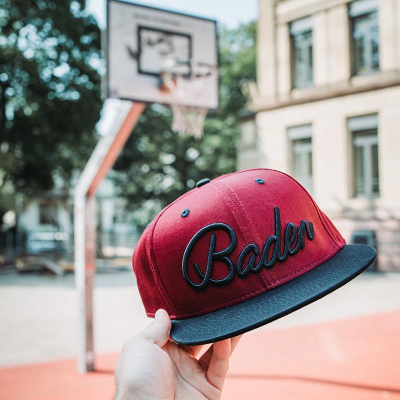 Baden-Snapback-Cap