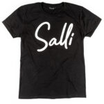 Freiburgs Finest Salli T-Shirt Schwarz