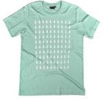Freiburgs Finest Schwarzwald T-Shirt Black Forest Tanne